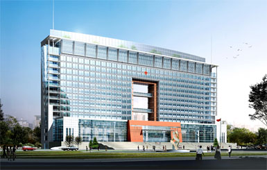 商务建筑 >> 巨野商务中心  巨野商务中心位于山东省菏泽市巨野县花冠